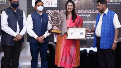 Ryan International Group, was bestowed with the 'Life Time Achievement Award 2021'