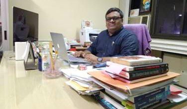 Swarna Jayanti Fellow to explore the signatures of New Physics in Neutrino experiments