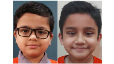 Aged 8 these two boys from Guwahati have become National Champions beating 27000 students