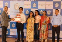 DPS Surat: Nalanda Merit Scholarship-2021 Award Ceremony